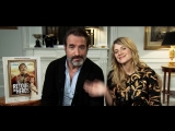 Сердцеед - Видеообращение Жана Дюжардена и Мелани Лоран