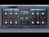 Moog Multimode Filter Demo