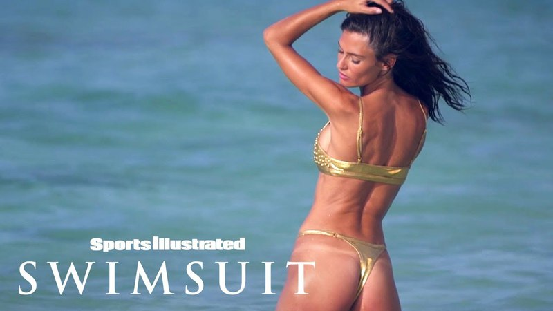 Bianca Balti Shakes What Her Mama Gave Her For 'Culo' Shot | Candids | Sports Illustrated Swimsuit