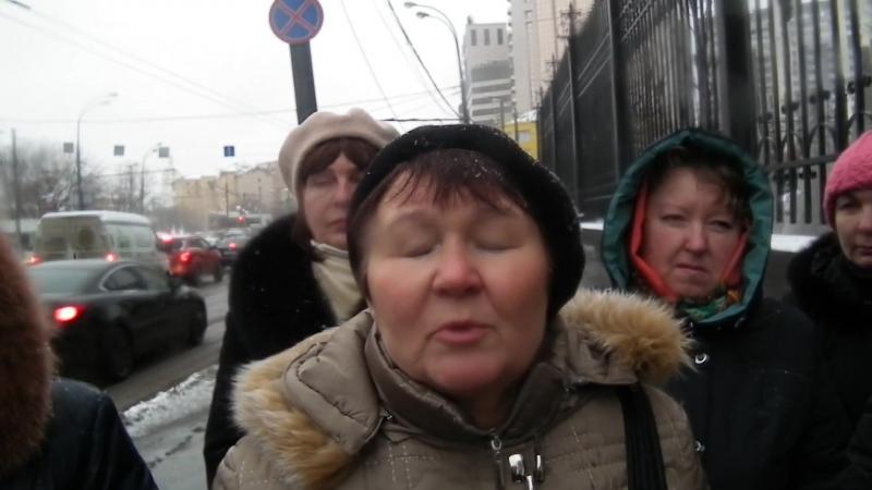Жители Судакова и Трёхгорки в Прокуратуре и СК 26 декабря 2017
