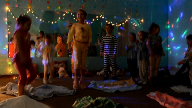 Пижамная вечеринка !