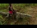 Крокодиломобиль для настоящих мужчин!