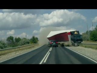 Страшное ДТП на трассе