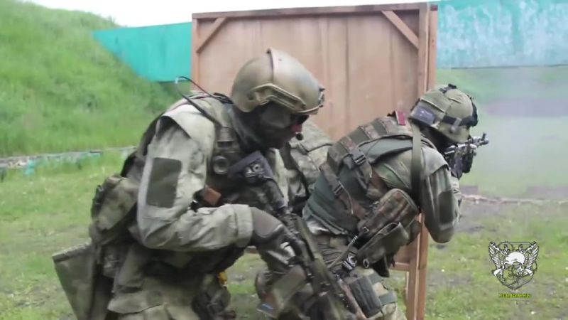Russian Special Forces 2016 Any Mission, Any Time, Any Place