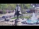 ДТП на площади Петра Великого в Липецке ДТП авария