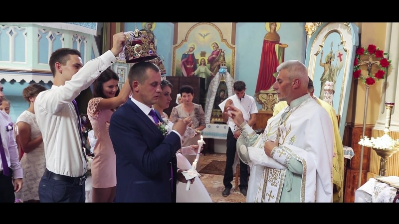 Весільний кліп - Ваня і Аня 05/08/2017