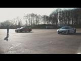 Honda (Acura) NSX vs Nissan GT-R DRAG  (vk.com/fixter)