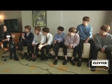 170530 BTS Answers Fan Questions  Gives Tips On How To Learn Korean @ Clevver News