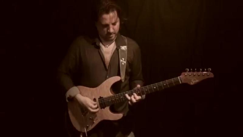 Steffen Schackinger - Tumbleweed (Guitar Solo)