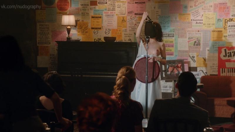 Рэйчел Броснахэн Rachel Brosnahan голая Удивительная миссис Мейзел The Marvelous Mrs Maisel 2017 s01e01 1080p