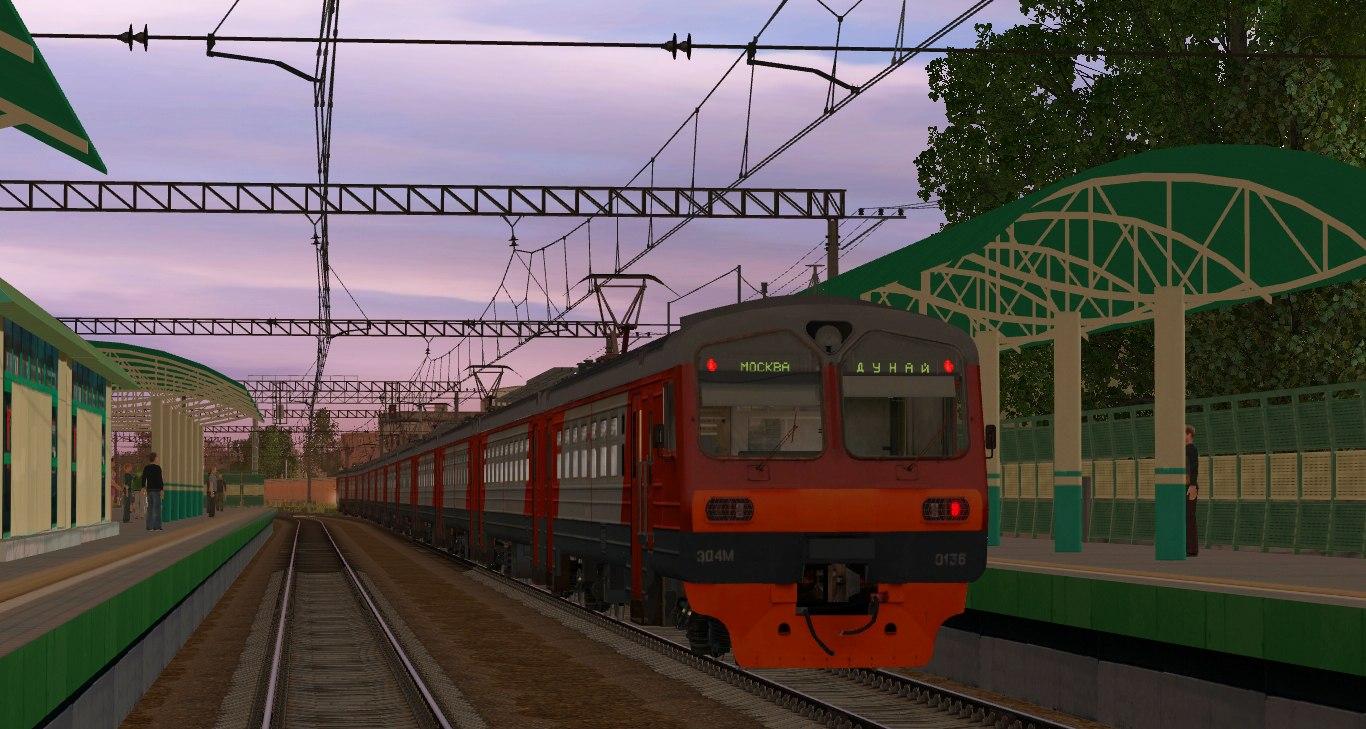 TRS: ЭД4М-0136
