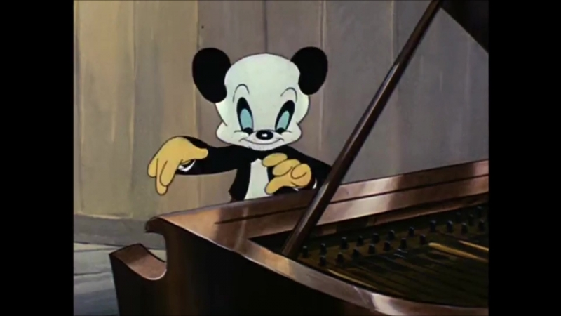 The Woody Woodpecker Show - S01E18 - Wacky Weed - Musical Moments From Chopin - A Moment With Walter Lantz - Beach Nut (1958)