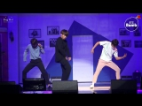[Rus Sub] [Рус Саб] [BANGTAN BOMB] 613 BTS HOME PARTY Practice - Unit stage 삼줴이(3J)