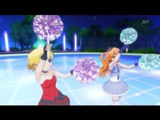 Rizumu Amamiya & Mion Takamine — «You May Dream» (@ Pretty Rhythm: Aurora Dream 14)