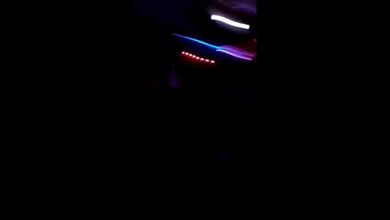 в клубе