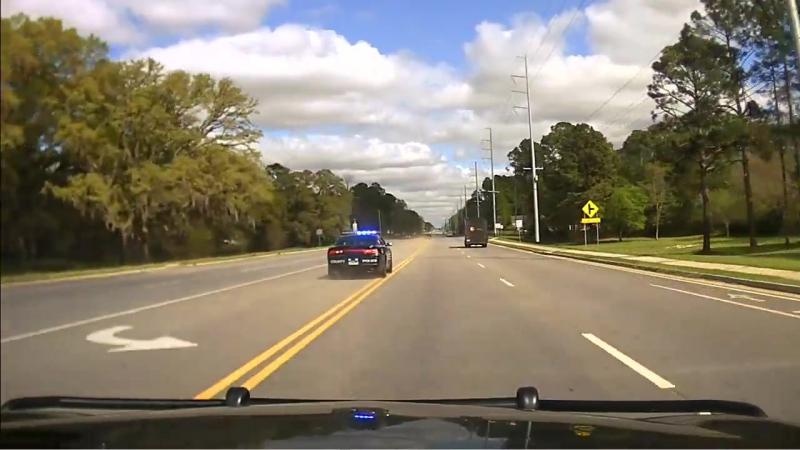 Slappey High Speed Chase - ADDU Dashcam