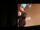 Николай Рябуха, песня из к/ф Шербургские зонтики, 25.02.2018, Дом журналистов, С.-Петербург