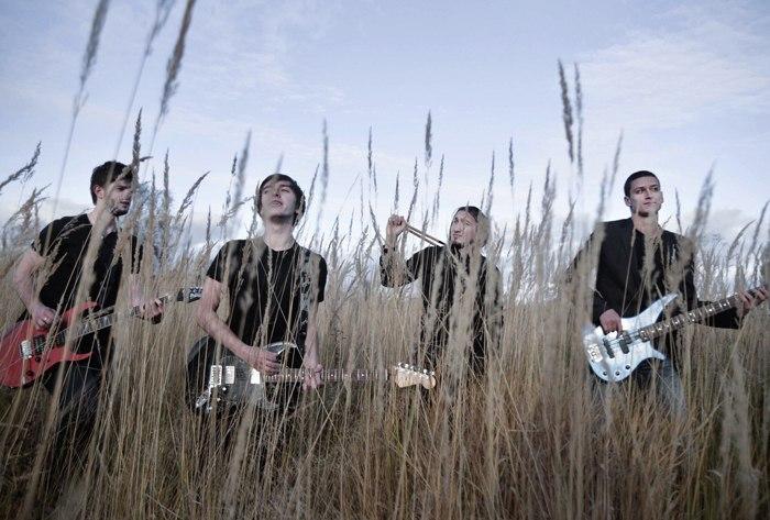 Новый мини-альбом от рок-группы Вопрос