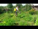 Гербицидная обработка покос травы на участке