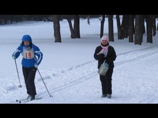 """Лыжный марафон """"В здоровом теле, здоровый дух!"""""""