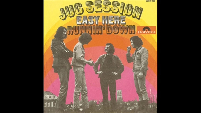 Jug Session Runnin Down (NL 1971)