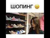 Разные люди в шопинге...