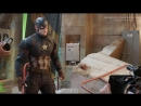 CAPTAIN AMERICA CIVIL WAR - Gag Reel BLOOPERS Behind The Scenes Funny Moments