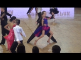 RUSSIAN OPEN CHAMPIONSHIP - 2017 🥇🏆🥇 Сергей Переверткин - Анастасия Кудряшова, Румба