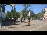 Оранжевый мяч 2017. Ellco vs. Кизляр.
