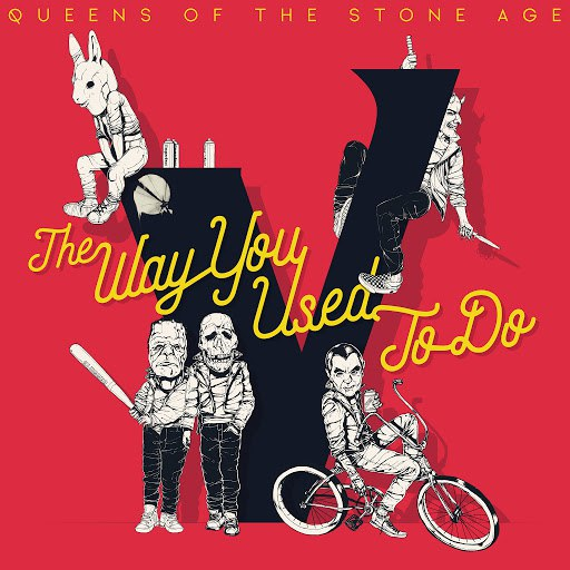Queens of the Stone Age альбом The Way You Used To Do