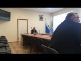 Сейчас идёт заседание думы ГО Богданович