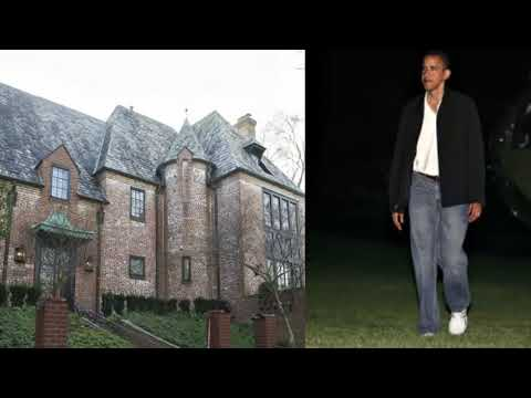 Obama Could Be Forced Out Of His D.C. Mansion After Repulsed Neighbors Saw What He Did
