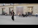 Влог Бешеные танцы Виталия Дием