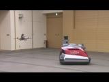 Летающий робот-охранник