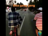 Tyler, Rocky, ScHoolboy Q & Lionel на велосипедной прогулке?