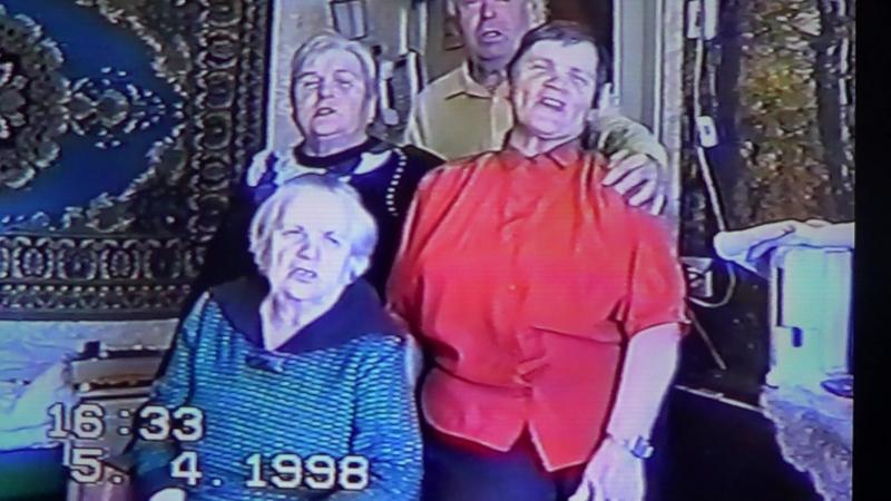 06.04.1998 год. У Анатолия. Карелия.
