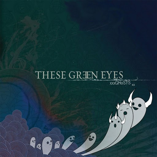 These Green Eyes альбом Ghosts EP