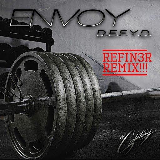 Envoy альбом D.E.F.Y.D. (Refin3r Remix)