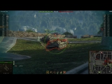 World of Tanks песочница Тест HD карт Химмельсдорф