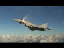 BAE Systems Eurofighter Typhoon Tranche 3 истребитель взмывает в небо 1080