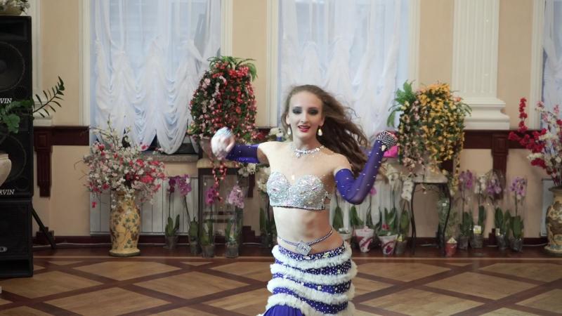 Шилова Юлия,школа Салима,постановка Е,Салпановой