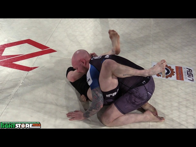 Paddy Holohan vs Dave Roach Cage Legacy 7