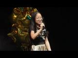 Карина, Полина и Мелина Ли. Отчетный концерт Junior Band