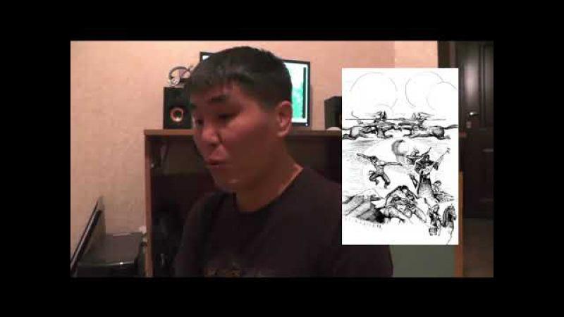 Топоев Алексей хакасский художник Запись беседы на хакасском языке Абакан Ха