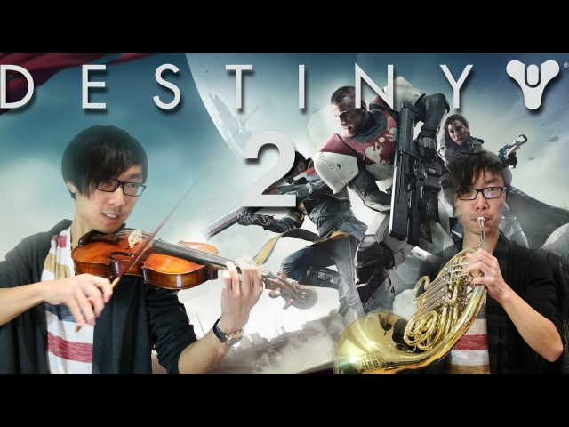 Destiny 2 One-Man Orchestra Cover Medley - Shawn XG