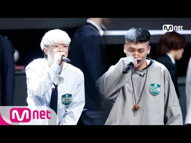 School rapper2 [1회선공개단독] 화제의 지원자 윤진영 vs 돌아온 친칠라 오담률 223(금) 밤 1149884