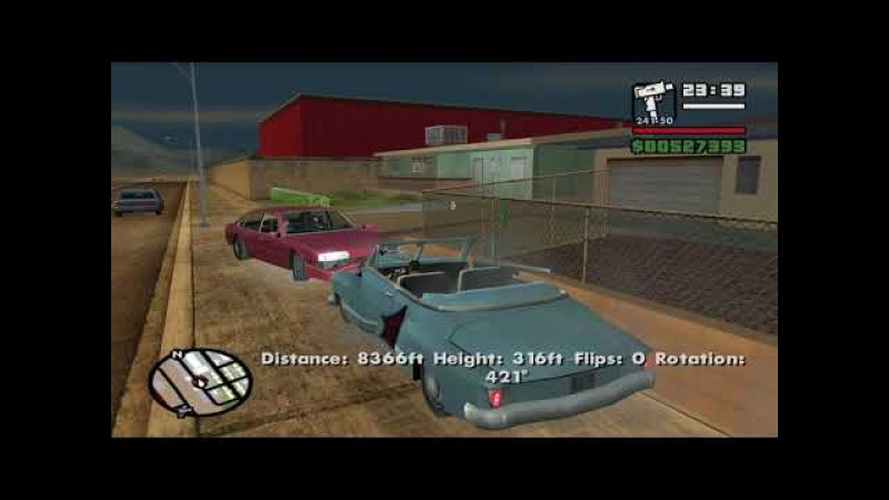 GTA: San Andreas - Property Acquisition (100% Game Completion)