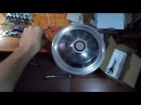 Gyroscooter wheel magnetic encoder AS5048a
