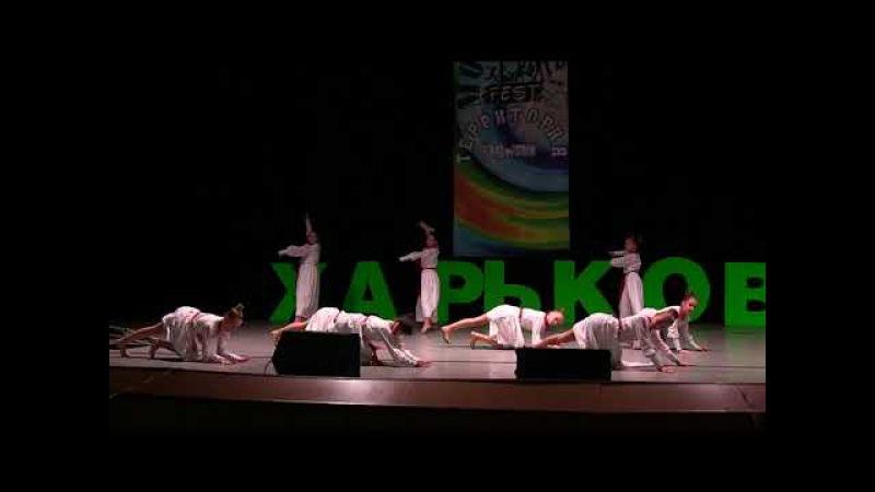 129 Коллектив современного танца SAHARA ОН ДРАКОН MOTOR DANCE FEST 19 11 17 129