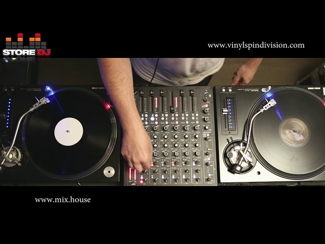 Richie Hawtin Model 1 - Techno Mix Jan 2018 DJ Lance Harrison